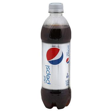 Diet Pepsi 16.9 oz