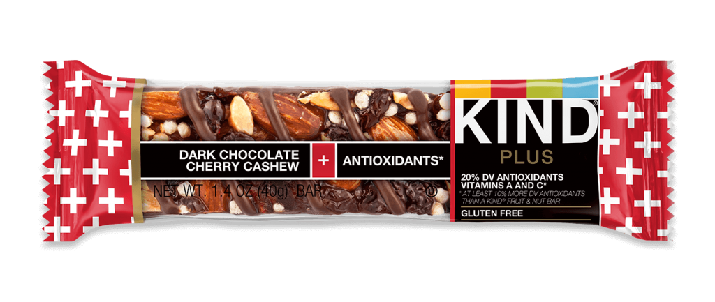KIND BAR Dark Chocolate Cherry Cashew + Antioxidants