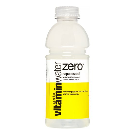 Vitamin Water Zero Lemonade 20oz