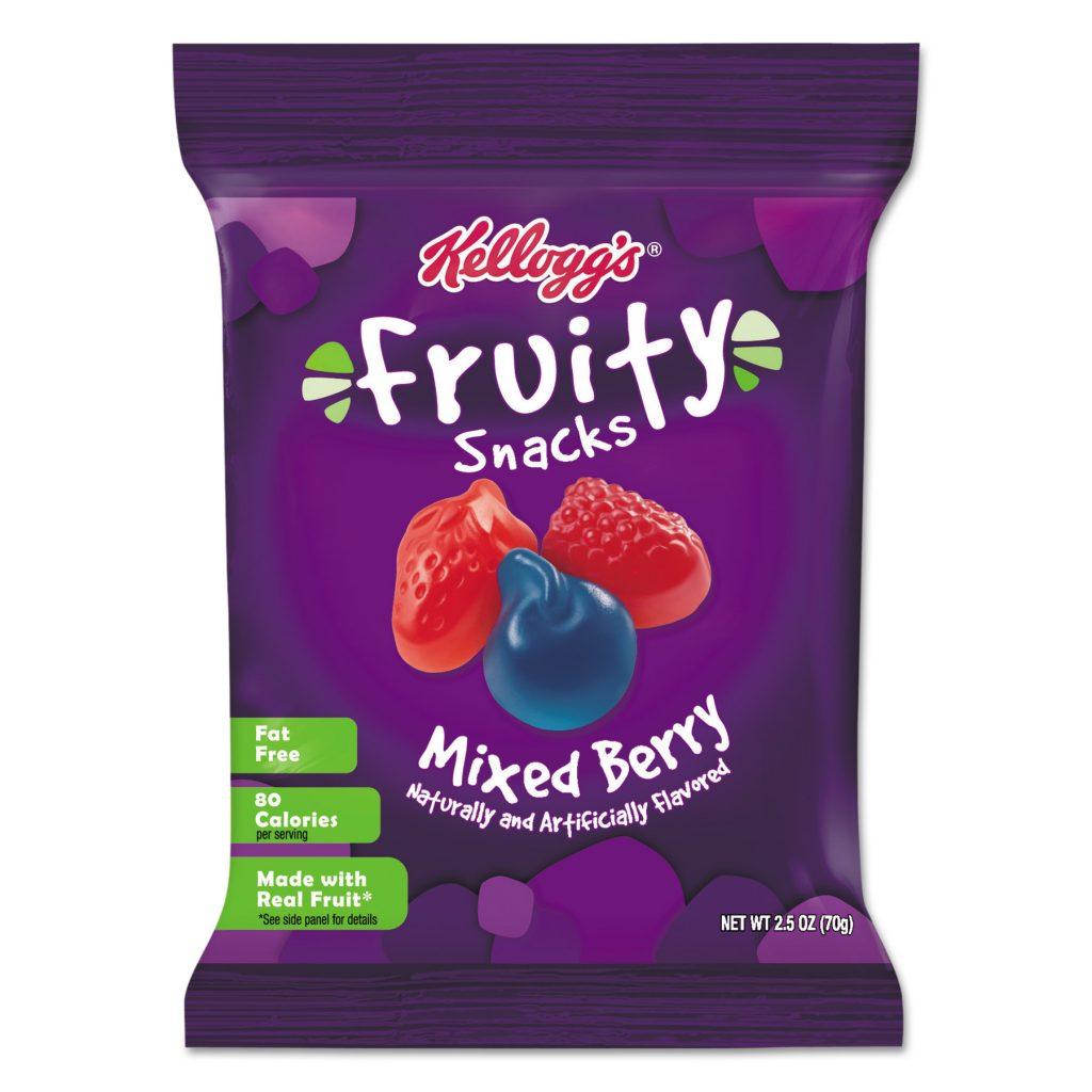 Kellog's Fruit Snacks