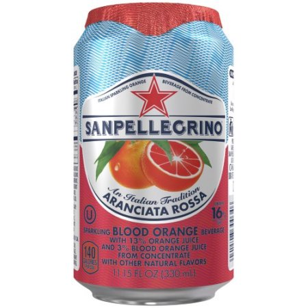San Pellegrino All Natural Sparkling Blood Orange