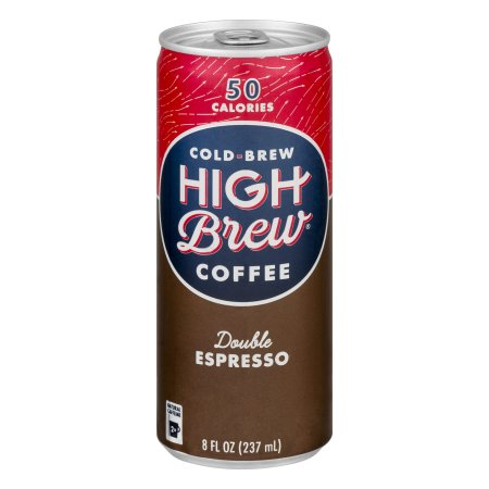 High Brew Double Espresso