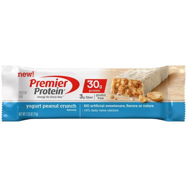 Premier Protein Yogurt Peanut Crunch