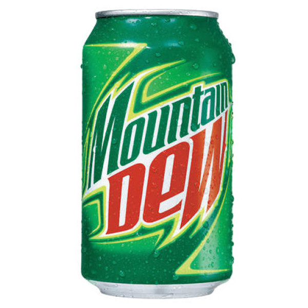 Mountain Dew 12oz