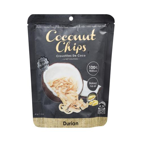 Real Coco- Coconut chips