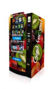Seaga HY900 Combo Machine - Joyner Vending