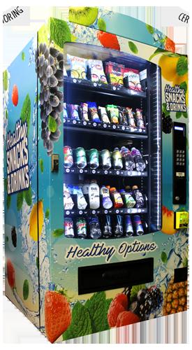 Seaga Infinity Healthy Vending