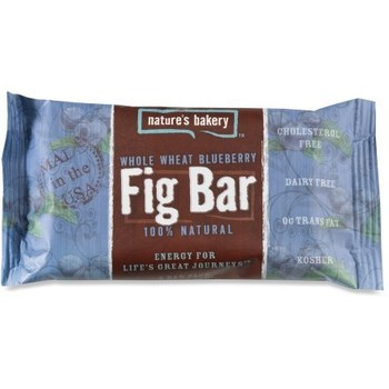 Nature's Bakery Blueberry Fig Bar